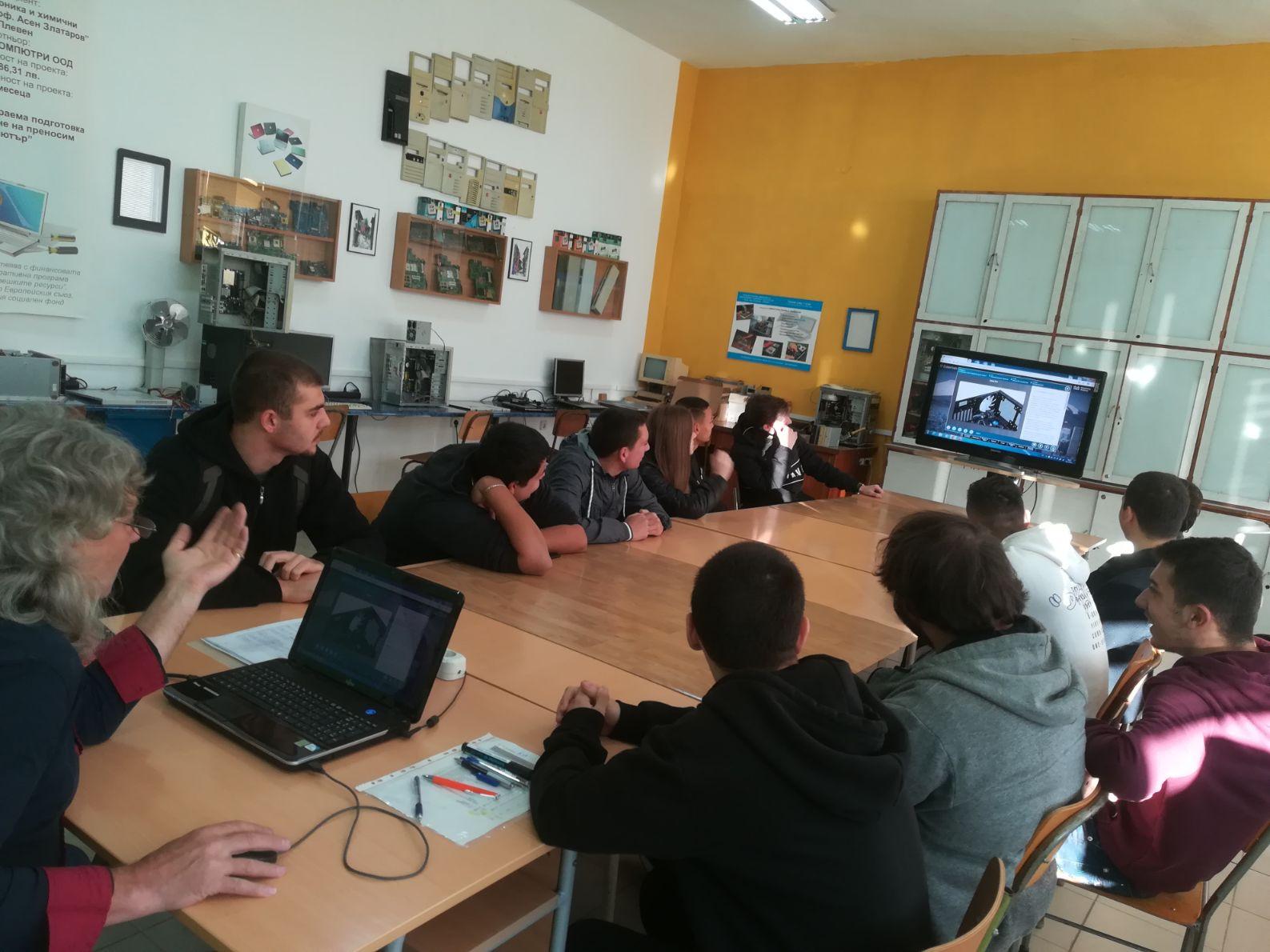 обучението по ITE и CCNA 2
